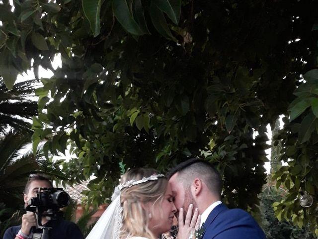 La boda de Patrícia  y Javier  en Vilamarxant, Valencia 4