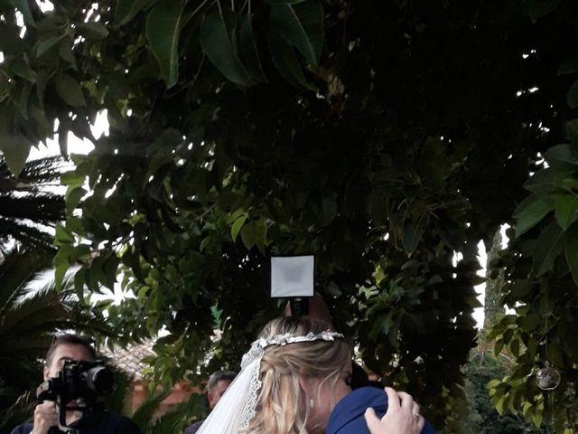 La boda de Patrícia  y Javier  en Vilamarxant, Valencia 5