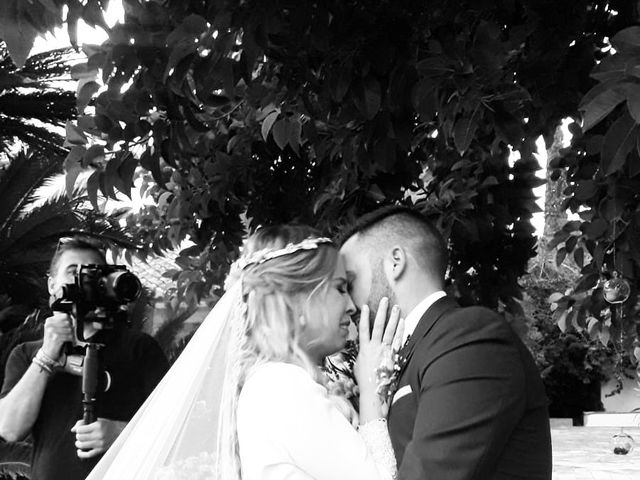 La boda de Patrícia  y Javier  en Vilamarxant, Valencia 6