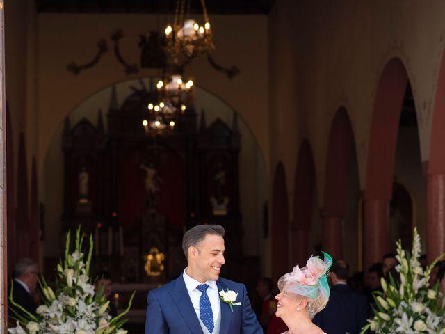 La boda de Alfredo y Rocío en Santa Cruz De Tenerife, Santa Cruz de Tenerife 22