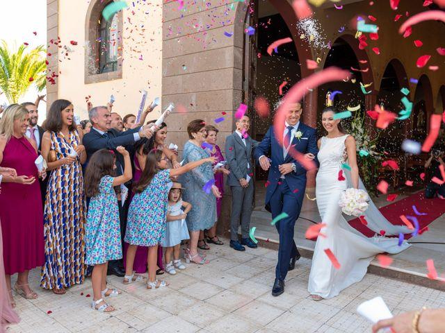 La boda de Alfredo y Rocío en Santa Cruz De Tenerife, Santa Cruz de Tenerife 30