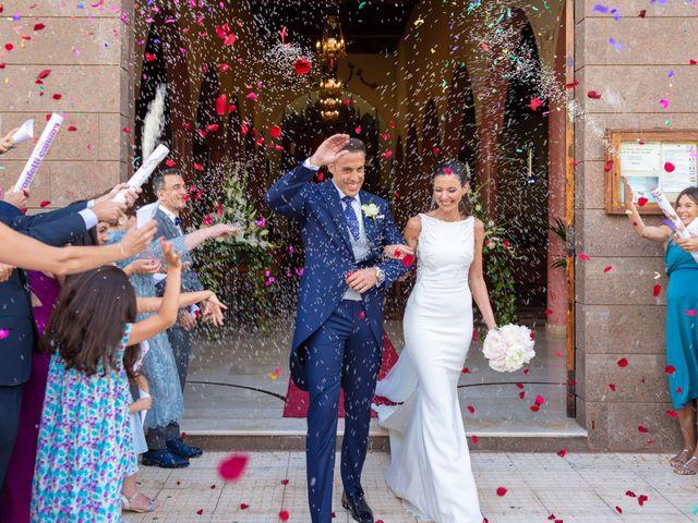 La boda de Alfredo y Rocío en Santa Cruz De Tenerife, Santa Cruz de Tenerife 31