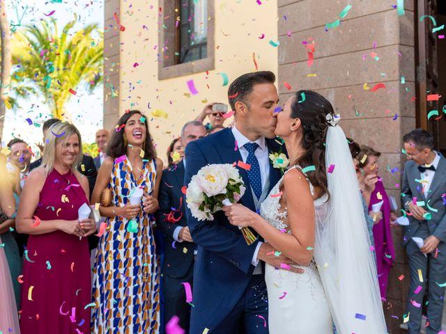 La boda de Alfredo y Rocío en Santa Cruz De Tenerife, Santa Cruz de Tenerife 32