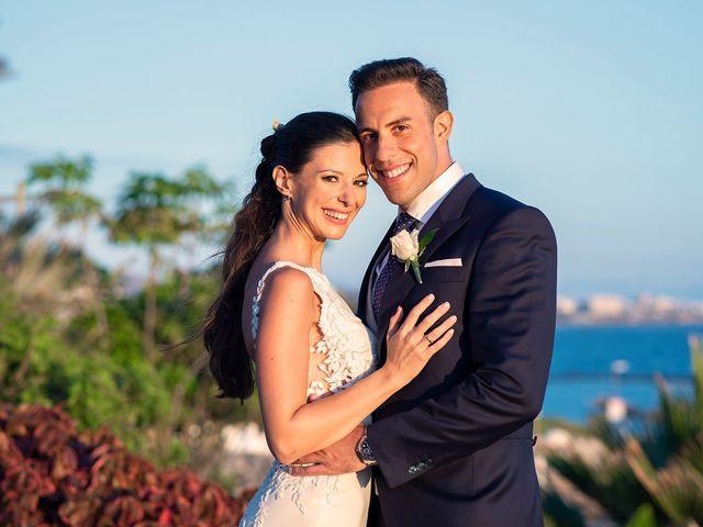 La boda de Alfredo y Rocío en Santa Cruz De Tenerife, Santa Cruz de Tenerife 38