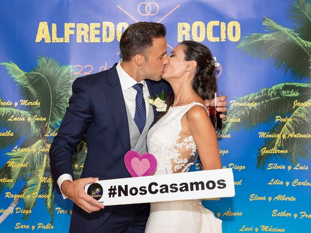 La boda de Alfredo y Rocío en Santa Cruz De Tenerife, Santa Cruz de Tenerife 50