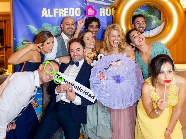 La boda de Alfredo y Rocío en Santa Cruz De Tenerife, Santa Cruz de Tenerife 52