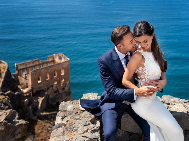 La boda de Alfredo y Rocío en Santa Cruz De Tenerife, Santa Cruz de Tenerife 56