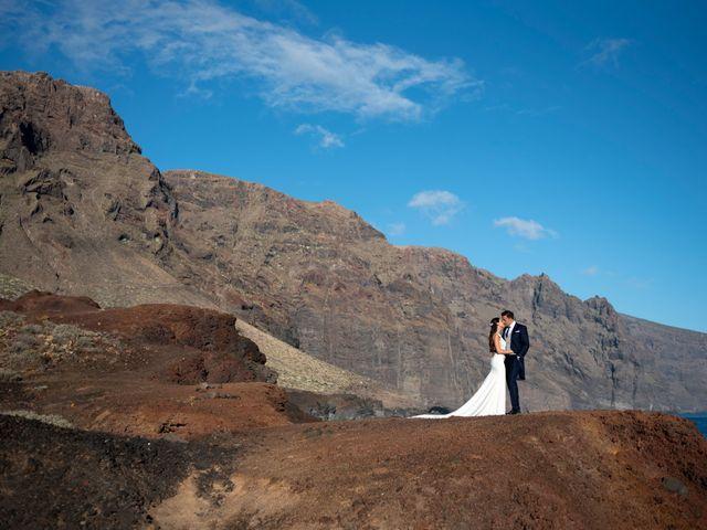 La boda de Alfredo y Rocío en Santa Cruz De Tenerife, Santa Cruz de Tenerife 60