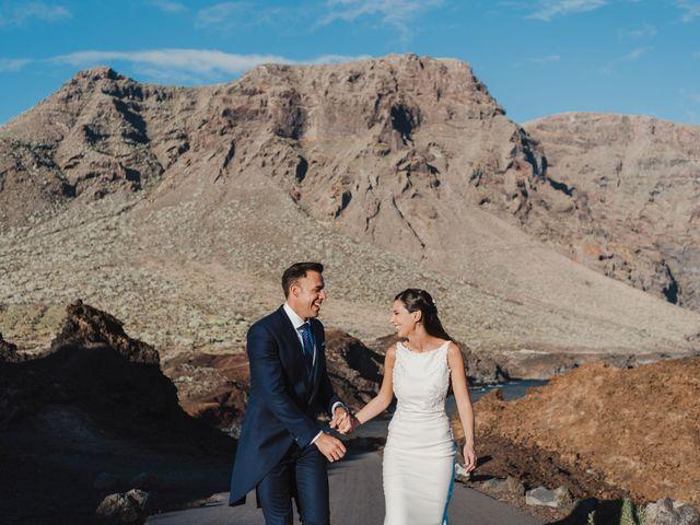 La boda de Alfredo y Rocío en Santa Cruz De Tenerife, Santa Cruz de Tenerife 61