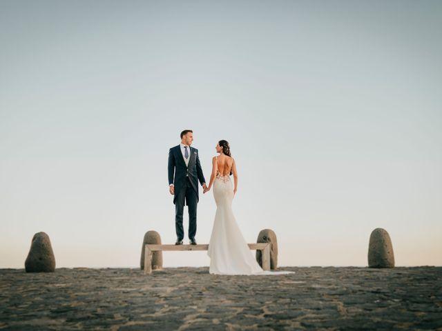 La boda de Alfredo y Rocío en Santa Cruz De Tenerife, Santa Cruz de Tenerife 65