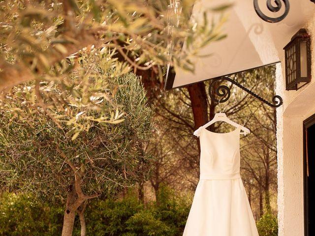 La boda de Carlos y Amanay en Valdetorres De Jarama, Madrid 3