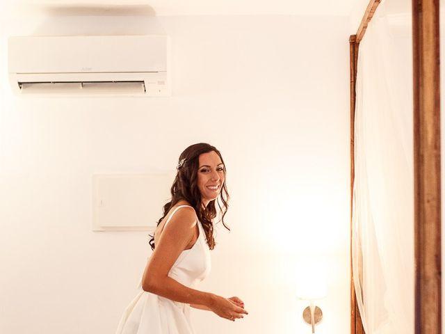 La boda de Carlos y Amanay en Valdetorres De Jarama, Madrid 12