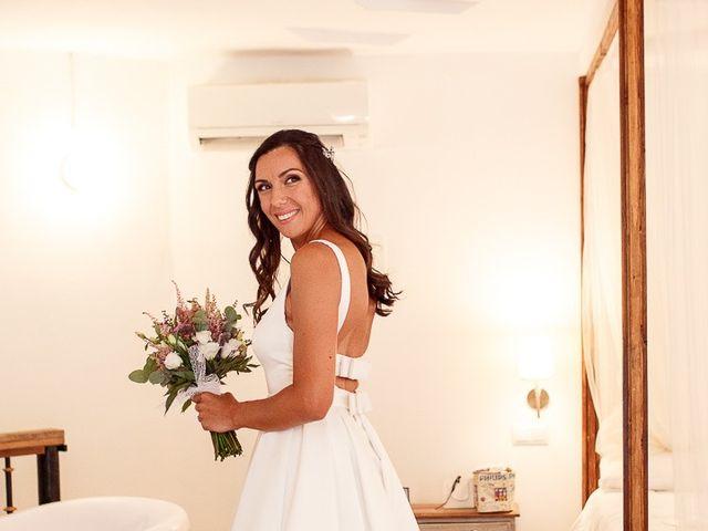 La boda de Carlos y Amanay en Valdetorres De Jarama, Madrid 13