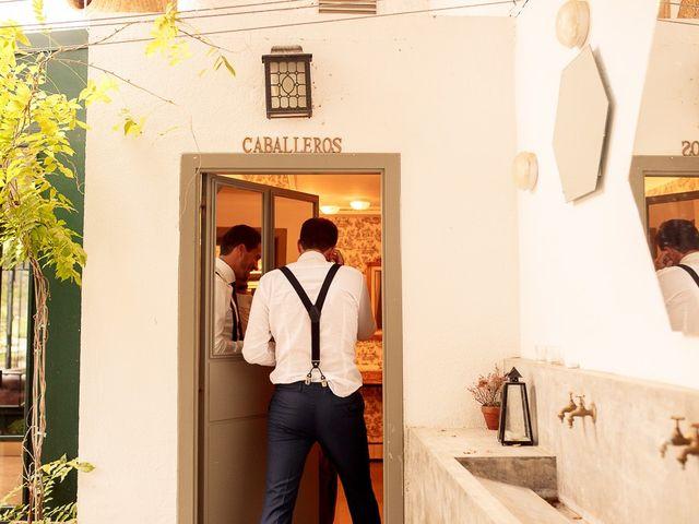 La boda de Carlos y Amanay en Valdetorres De Jarama, Madrid 16