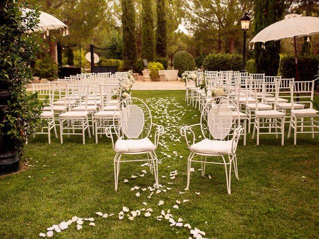 La boda de Carlos y Amanay en Valdetorres De Jarama, Madrid 19