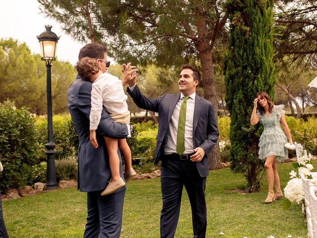 La boda de Carlos y Amanay en Valdetorres De Jarama, Madrid 24