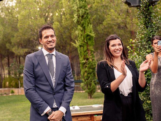 La boda de Carlos y Amanay en Valdetorres De Jarama, Madrid 29