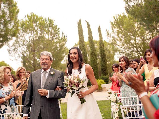 La boda de Carlos y Amanay en Valdetorres De Jarama, Madrid 30