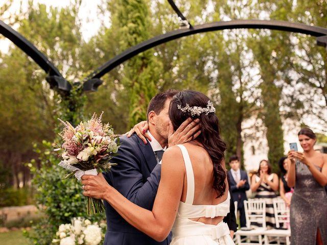 La boda de Carlos y Amanay en Valdetorres De Jarama, Madrid 31
