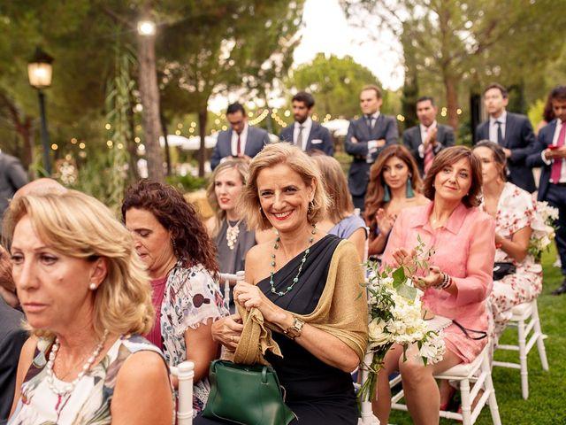 La boda de Carlos y Amanay en Valdetorres De Jarama, Madrid 33