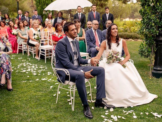 La boda de Carlos y Amanay en Valdetorres De Jarama, Madrid 34