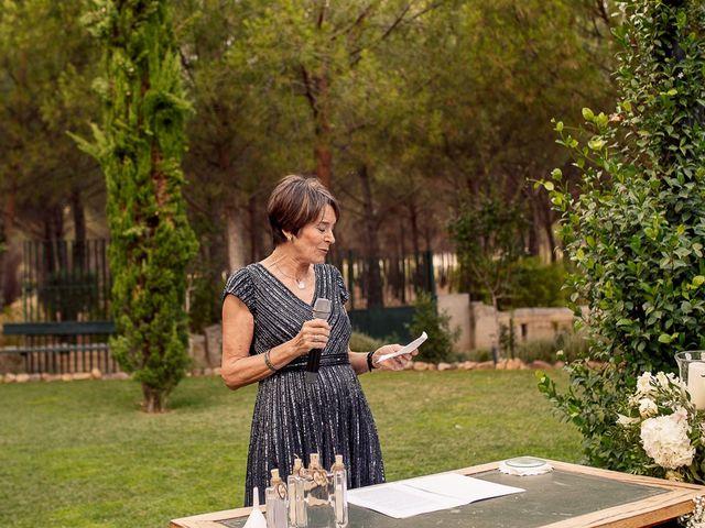 La boda de Carlos y Amanay en Valdetorres De Jarama, Madrid 35