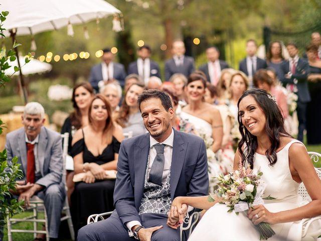 La boda de Carlos y Amanay en Valdetorres De Jarama, Madrid 37