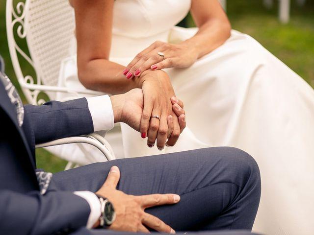 La boda de Carlos y Amanay en Valdetorres De Jarama, Madrid 40