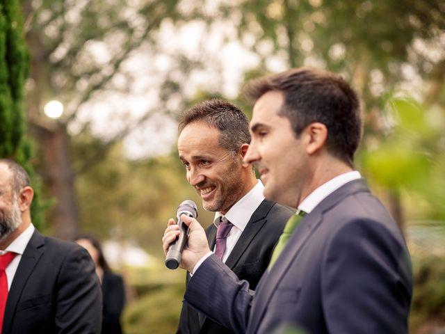 La boda de Carlos y Amanay en Valdetorres De Jarama, Madrid 41