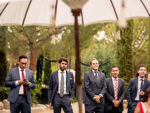 La boda de Carlos y Amanay en Valdetorres De Jarama, Madrid 42