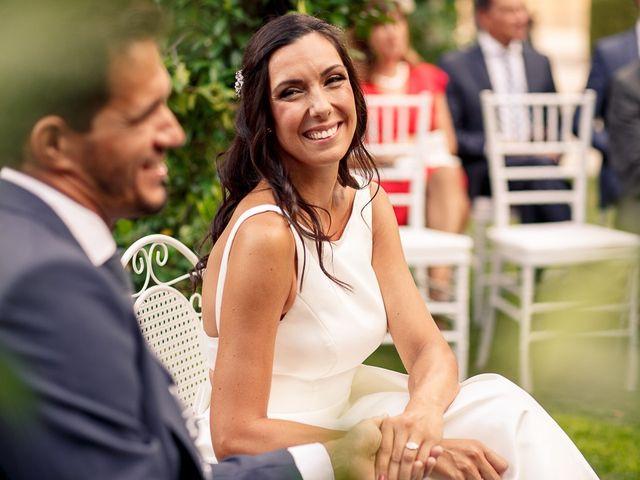 La boda de Carlos y Amanay en Valdetorres De Jarama, Madrid 44