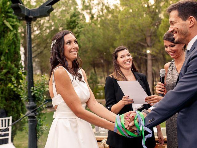 La boda de Carlos y Amanay en Valdetorres De Jarama, Madrid 47
