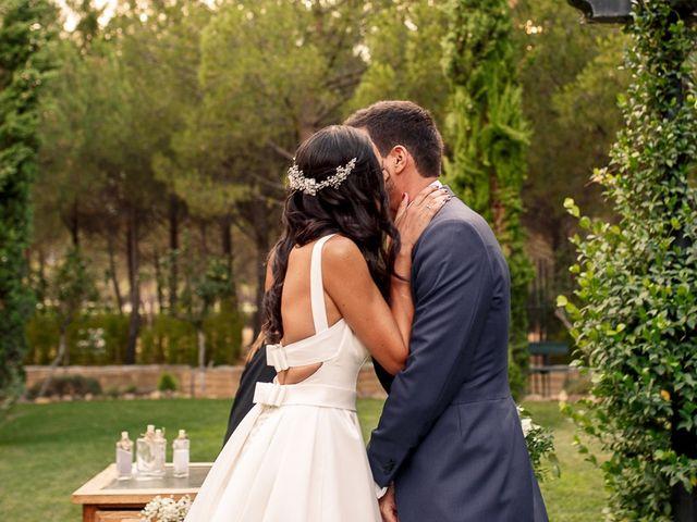 La boda de Carlos y Amanay en Valdetorres De Jarama, Madrid 48