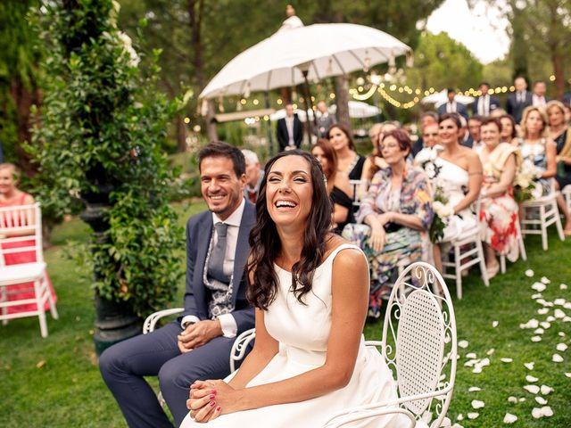 La boda de Carlos y Amanay en Valdetorres De Jarama, Madrid 49