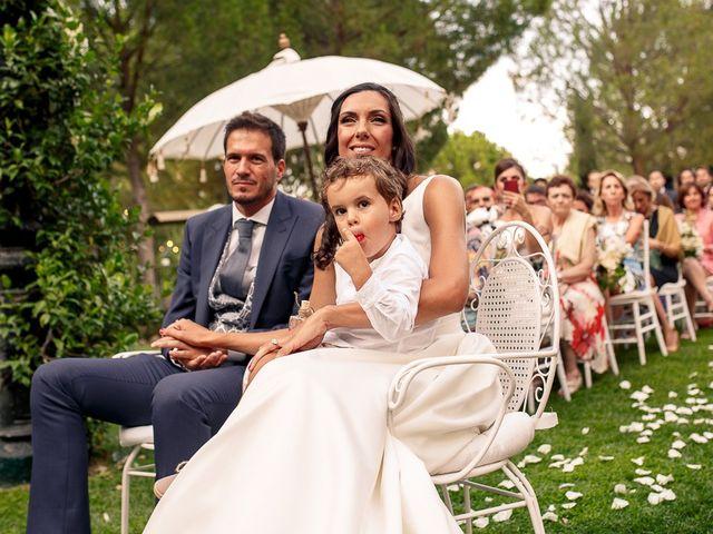 La boda de Carlos y Amanay en Valdetorres De Jarama, Madrid 50