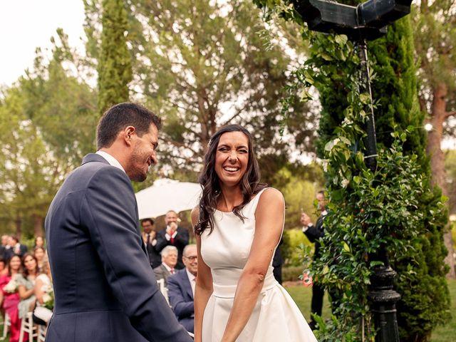 La boda de Carlos y Amanay en Valdetorres De Jarama, Madrid 51