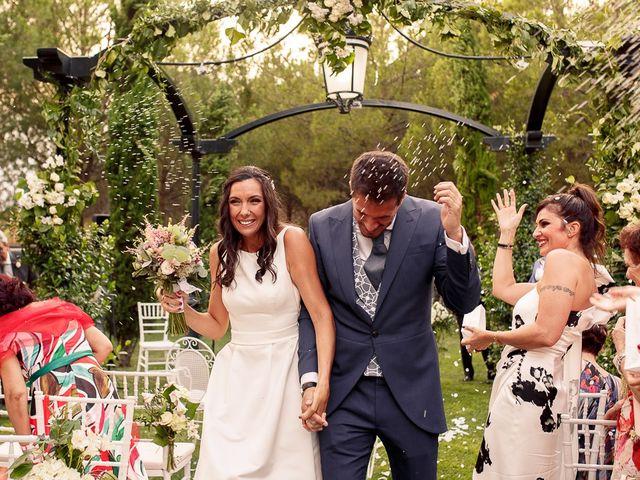 La boda de Carlos y Amanay en Valdetorres De Jarama, Madrid 52