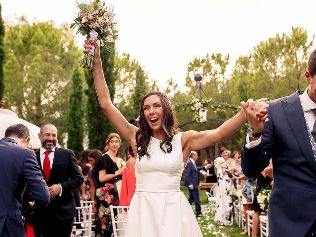 La boda de Carlos y Amanay en Valdetorres De Jarama, Madrid 53