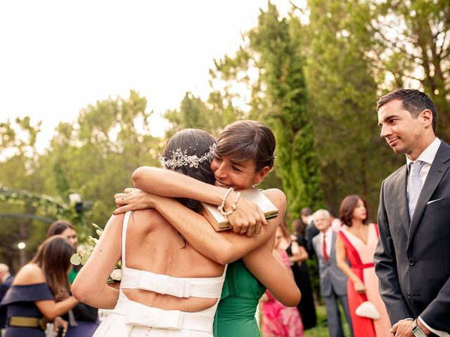La boda de Carlos y Amanay en Valdetorres De Jarama, Madrid 54