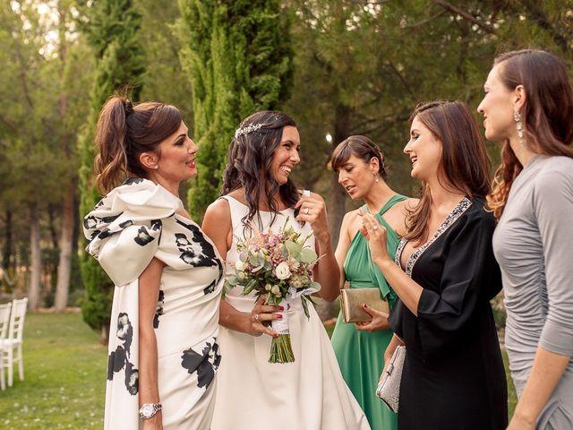 La boda de Carlos y Amanay en Valdetorres De Jarama, Madrid 56