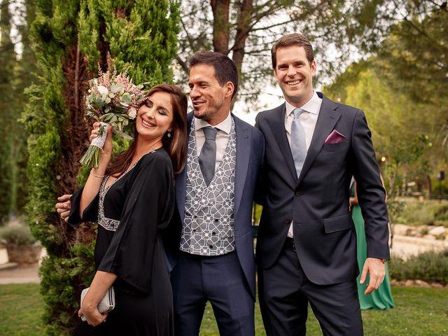 La boda de Carlos y Amanay en Valdetorres De Jarama, Madrid 58