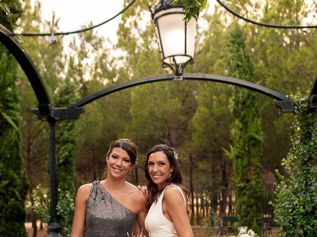 La boda de Carlos y Amanay en Valdetorres De Jarama, Madrid 59