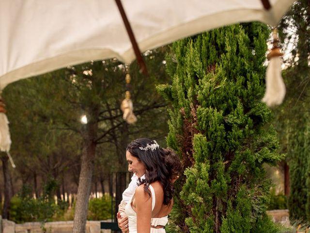 La boda de Carlos y Amanay en Valdetorres De Jarama, Madrid 61