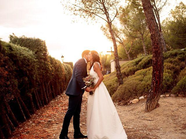 La boda de Carlos y Amanay en Valdetorres De Jarama, Madrid 62