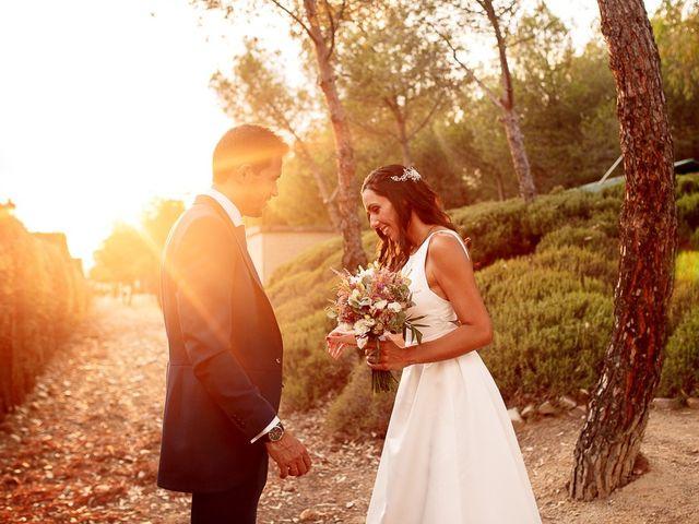 La boda de Carlos y Amanay en Valdetorres De Jarama, Madrid 63