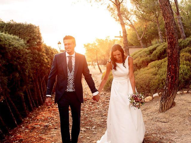La boda de Carlos y Amanay en Valdetorres De Jarama, Madrid 64