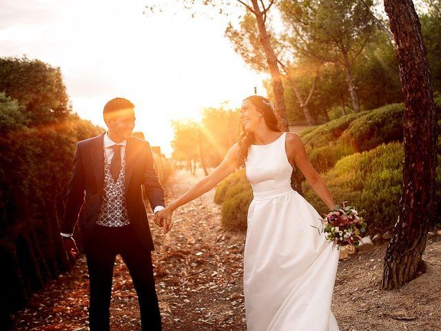 La boda de Carlos y Amanay en Valdetorres De Jarama, Madrid 65