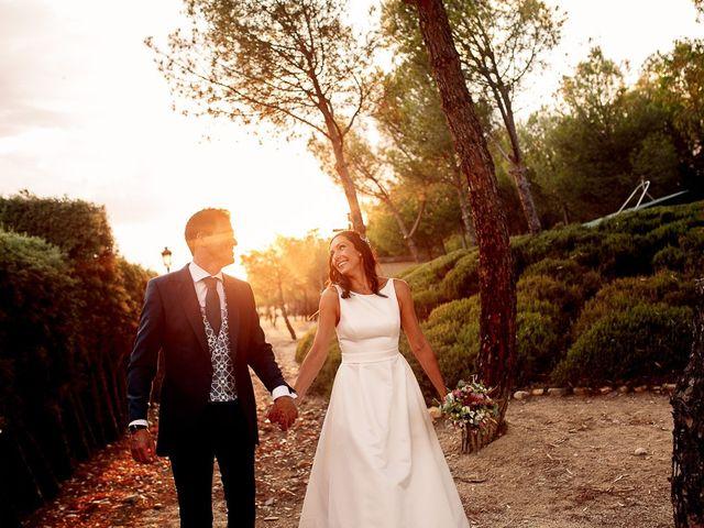 La boda de Carlos y Amanay en Valdetorres De Jarama, Madrid 66