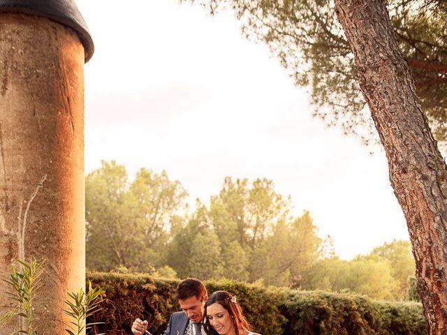 La boda de Carlos y Amanay en Valdetorres De Jarama, Madrid 68