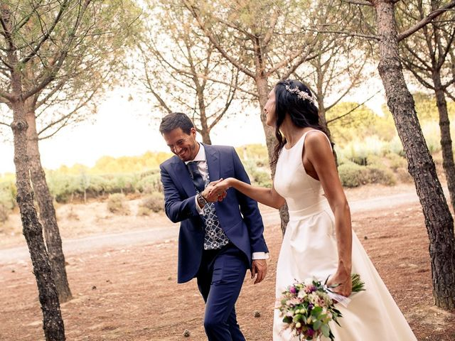La boda de Carlos y Amanay en Valdetorres De Jarama, Madrid 70
